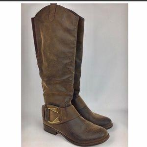 Ruff Hewn brown boots